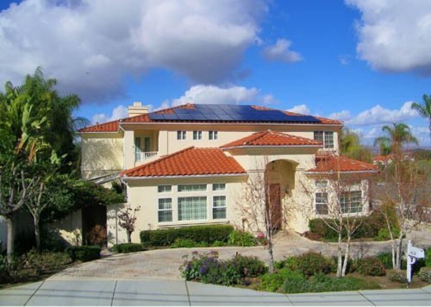 With plummeting system costs, rising energy rates, 30 percent tax credits and newly-reinstated cash rebates, solar is a smart economic move for many San Diego property owners, according to representatives from Home Energy Systems. Courtesy