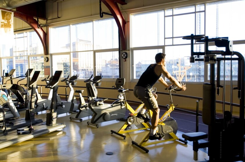Travelers can buy a one-day Fit Daypass to the Sports Center at Chelsea Piers in New York City for $34.95.