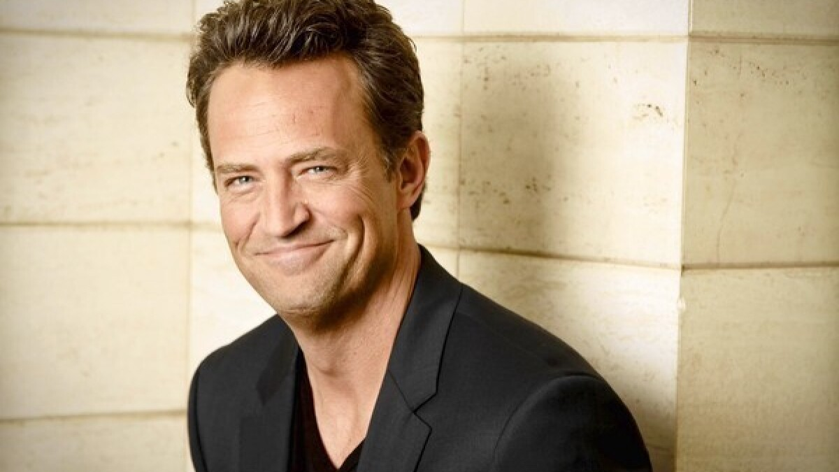 Matthew Perry Is Ready For Go On And For It To Go On Los Angeles Times