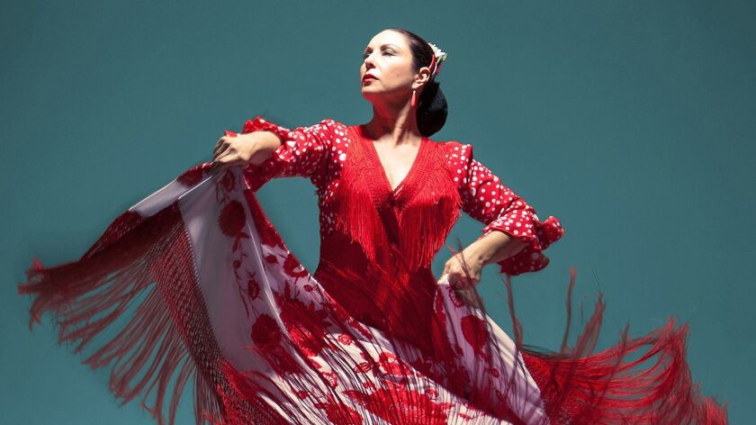 Yolanda Arroyo Herencia Flamenca