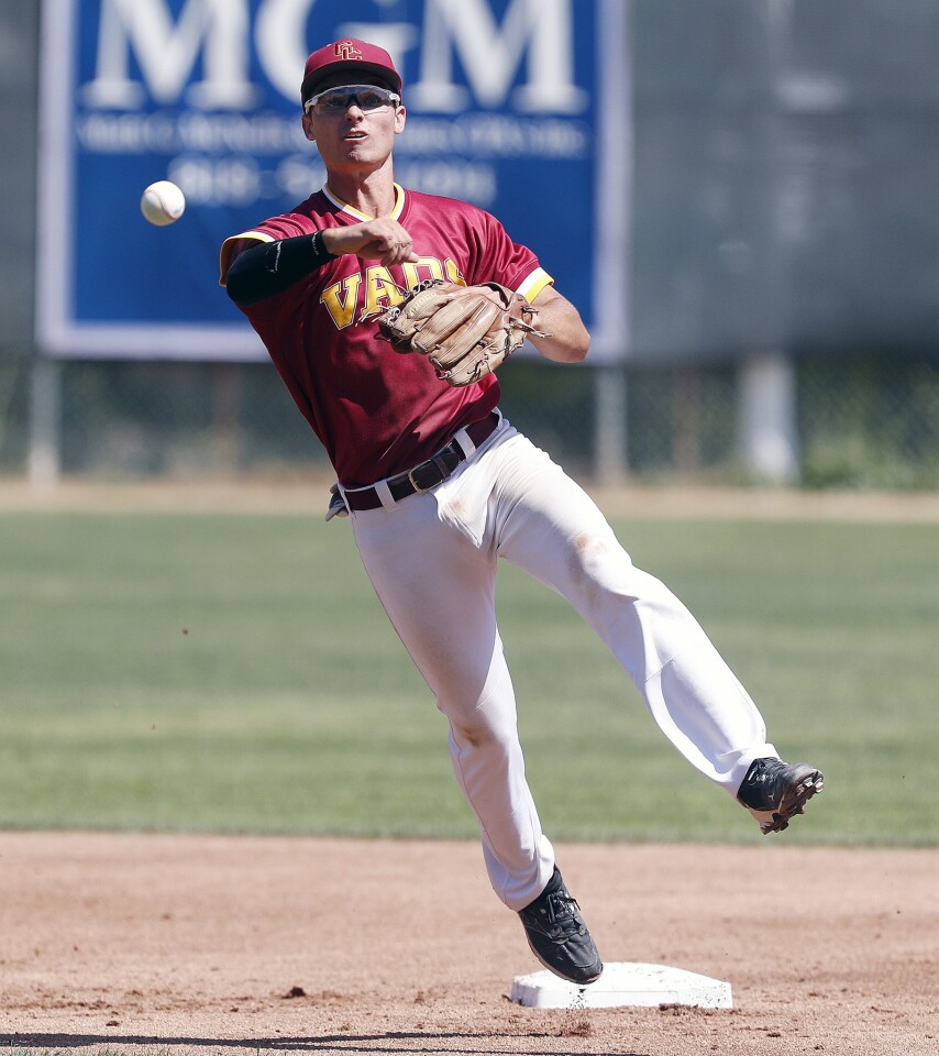 Photo Gallery: Glendale College vs. Victor Valley College in Western State Conference baseball