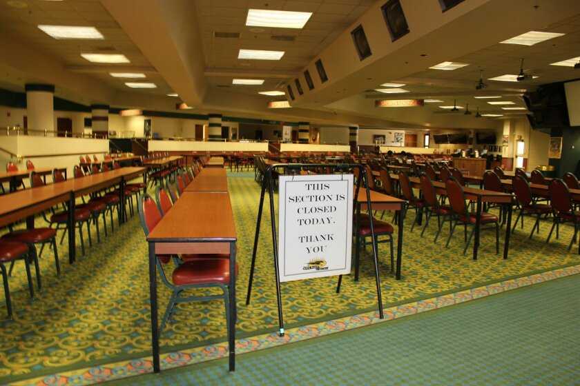 """One fair board member acknowledged the Surfside Race Place satellite wagering center is """"dramatically underutilized."""""""