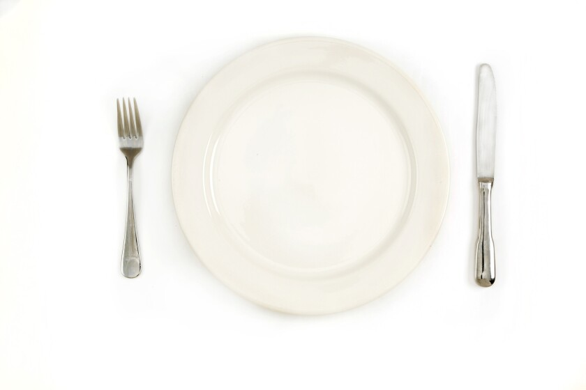 Fasting has health benefits, but extreme low-calorie diets are tough for people to follow.