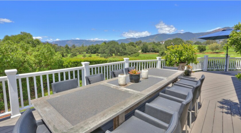 Businessman and TV personality Andrew Banks has sold his Santa Barbara home for $3.1 million.