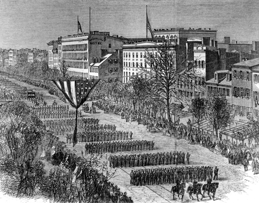 150th anniversary of Abraham Lincoln's assassination