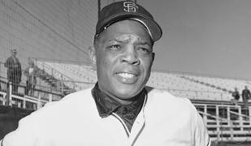 San Francisco Giants outfielder Willie Mays drove in two runs, scored two runs and stole two bases to earn MVP of the 1963 All-Star Game in Cleveland.