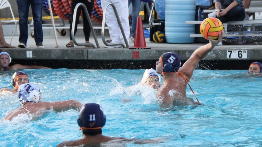 Valhalla's Andrew Higginson scored the winning goal in overtime, boosting the Norsemen to the San Diego Open title.