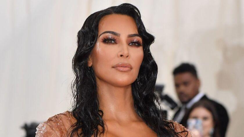 Kim Kardashian claims she had ...