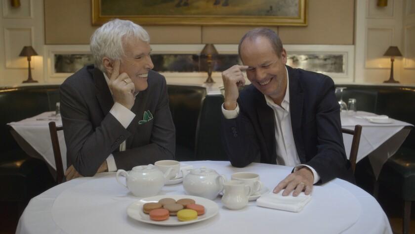 "Glenn O'Brien hosts ""Tea at the Beatrice"""