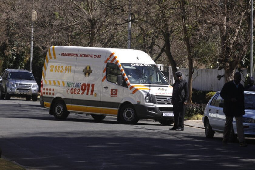 Nelson Mandela home from hospital, remains 'unstable'