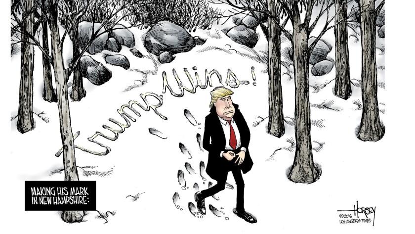 David Horsey / Los Angeles Times