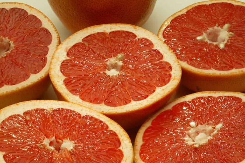 Mice who drank grapefruit juice were slimmer than mice who drank sugar water with the same amount of calories, according to a new study.