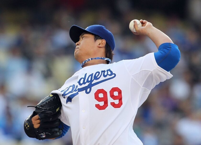 Dodgers' scouts deserve credit as Hyun-Jin Ryu pays dividends