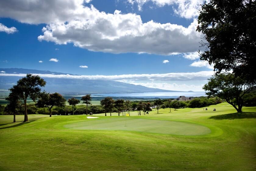 The Kahili Golf Course