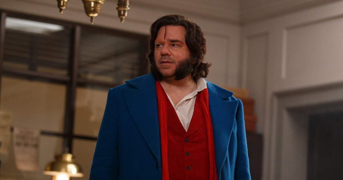 'Year of the Rabbit' caps off Matt Berry mania on American TV