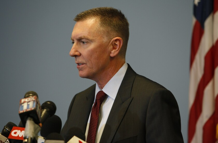 L.A. schools Supt. John Deasy, who supports the effort to repeal the statutes, said in a deposition that the single most important issue in student learning is the effectiveness of the teacher. Above, Deasy in November.