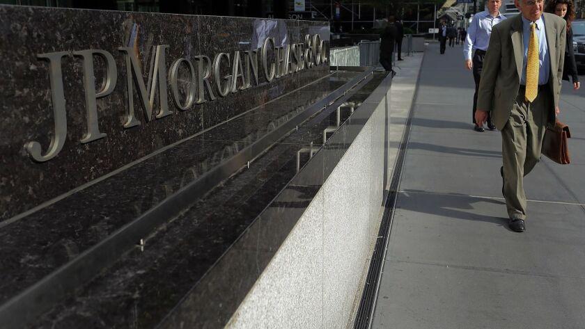 FILE: JPMorgan Chase & Co Report Second Quarter Profit