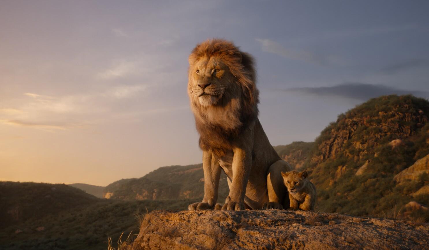 Disney live-action 'Lion King' beats box office predictions