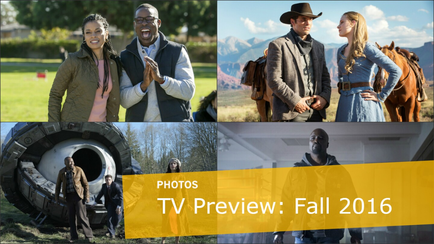 TV Preview: Fall 2016