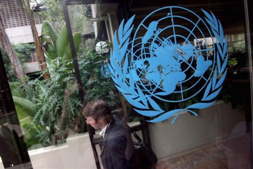 El diplomático mexicano Benito Andión fue nombrado hoy enviado especial de la ONU para facilitar el diálogo en El Salvador, el mismo día en que se conmemora el 25 aniversario de los acuerdos de paz que cerraron el conflicto armado en ese país. EFE/ARCHIVO