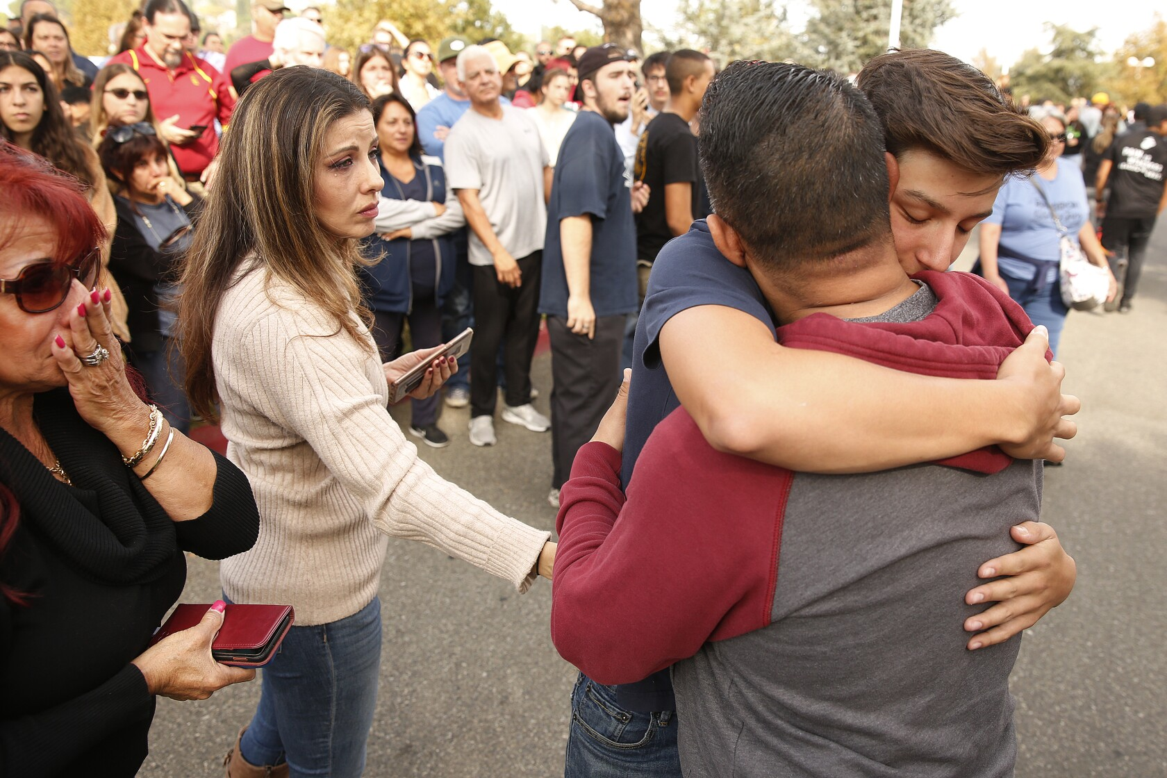 2 dead, 3 wounded in California school shooting