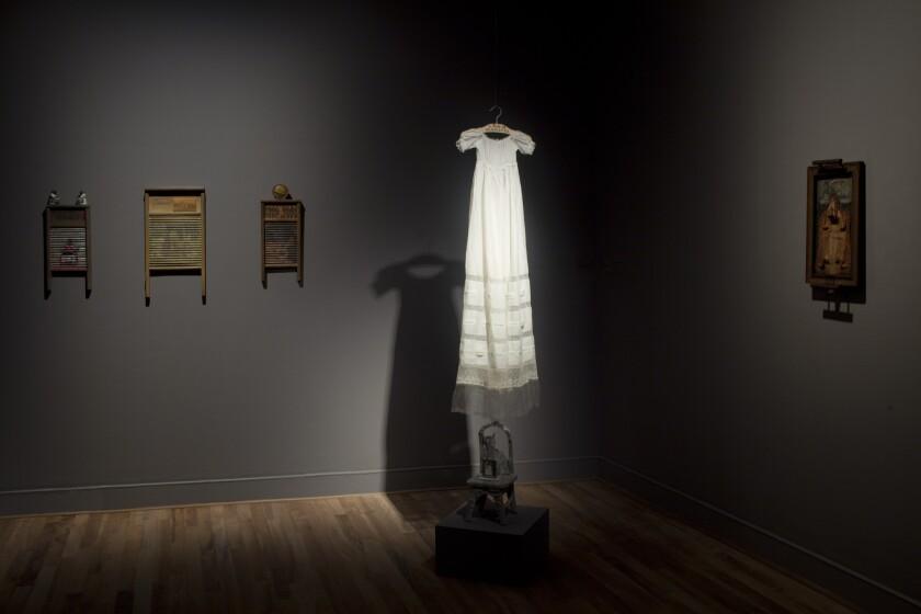 Beye Saar at the Museum Het Domein in the Netherlands