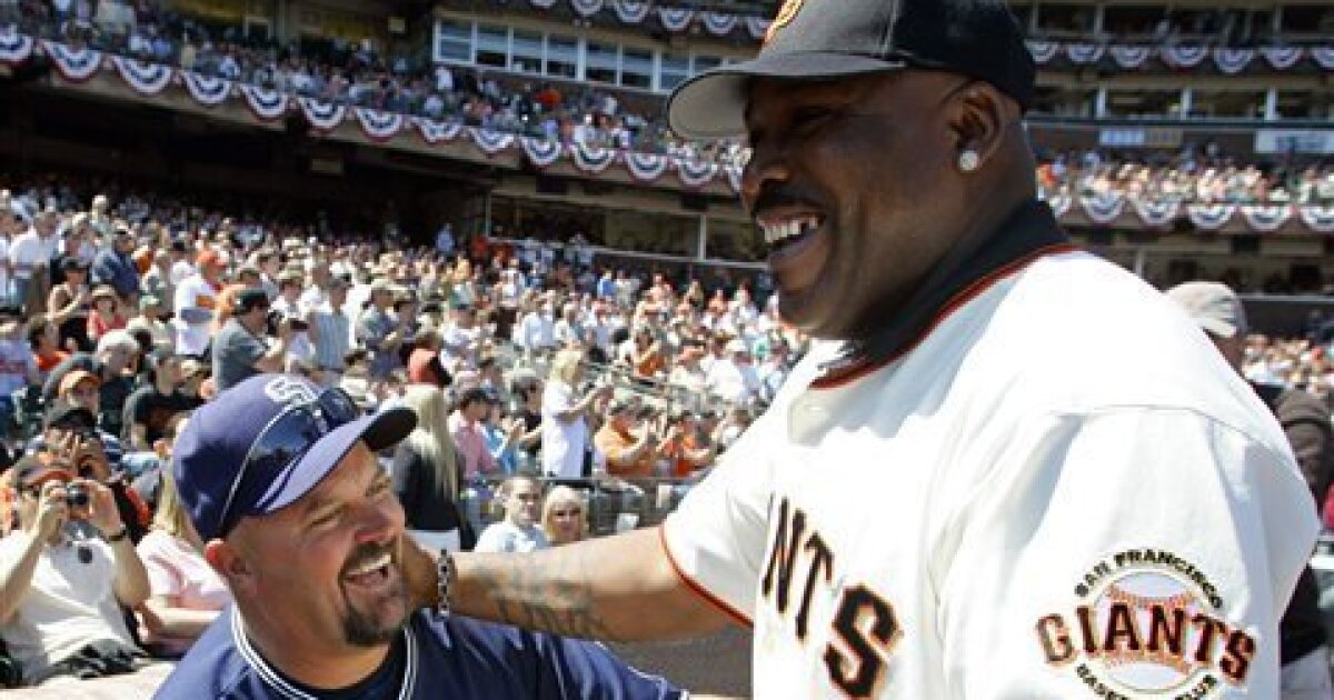 Padres history (July 1): Kevin Mitchell's brief homecoming