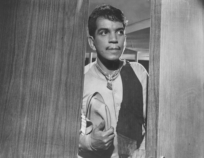 Cantinflas in 1959.