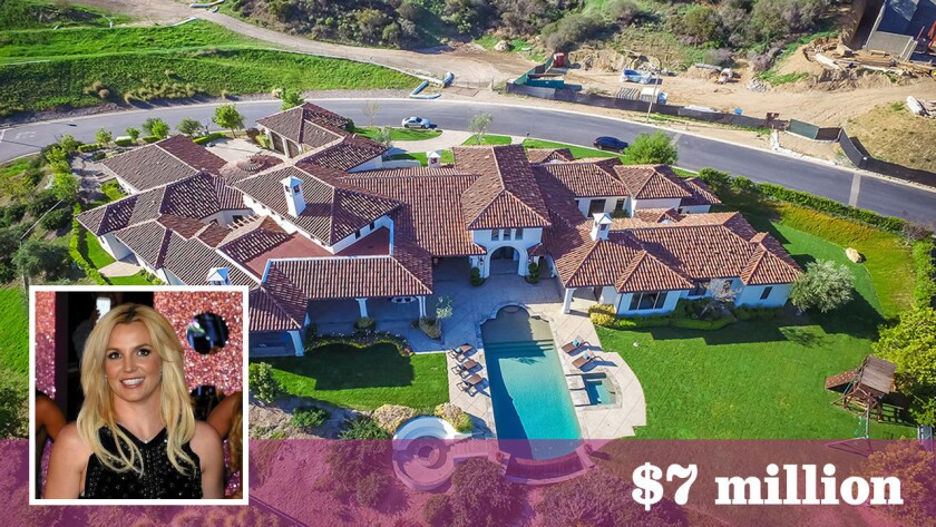 Singer and Las Vegas headliner Britney Spears has sold her home in Thousand Oaks for $7 million. She bought the house five years ago from former NHL player Russ Courtnall.