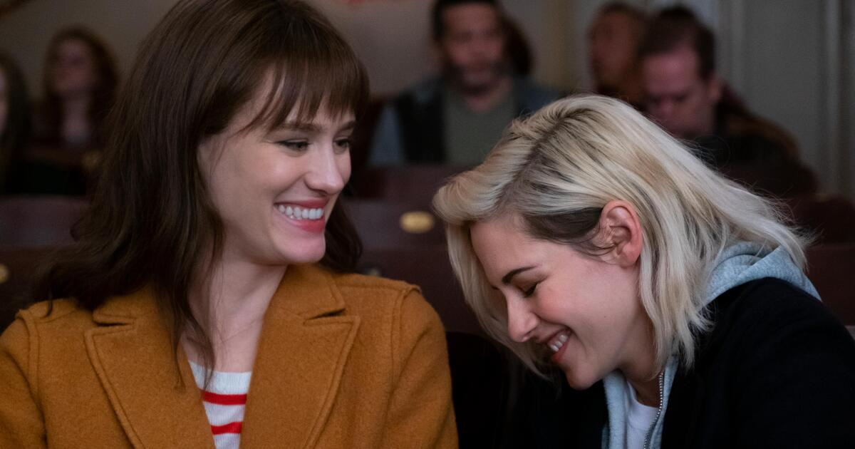 GLAAD Media Awards: 'Happiest Season,' 'Ma Rainey' nominated - Los Angeles Times