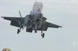 Newest fighter jet a lethal 'assassin' against foes