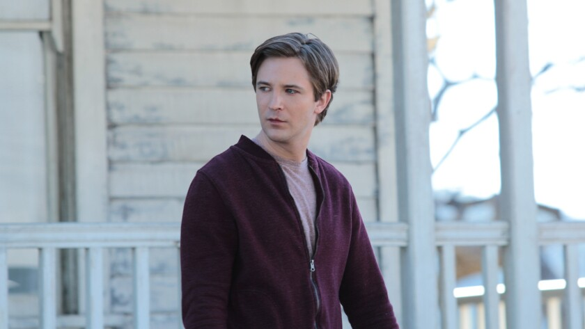 """Aaron (Michael Welch) in a scene from """"The Final Wish."""" opens in select theaters across the U.S. on"""