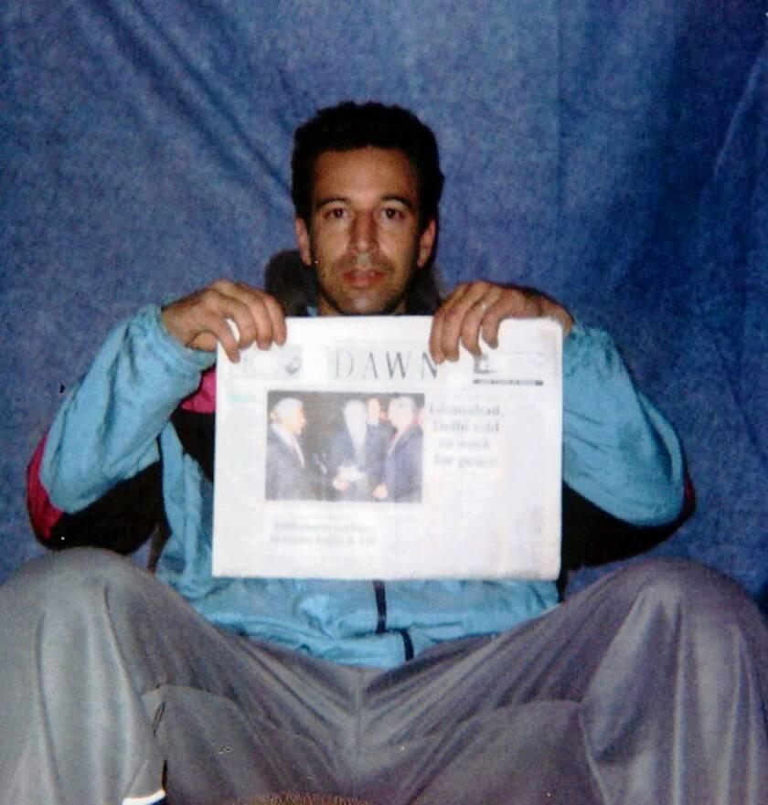 Pakistan arrests suspect in Daniel Pearl case