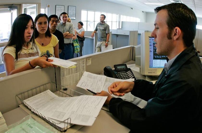El Concejo municipal de la ciudad de Nueva York aprobó una resolución por la que insta al Congreso estatal a que permita que todos los ciudadanos, sin importar su estatus inmigratorio, puedan solicitar una licencia de conducir. EFE/Archivo
