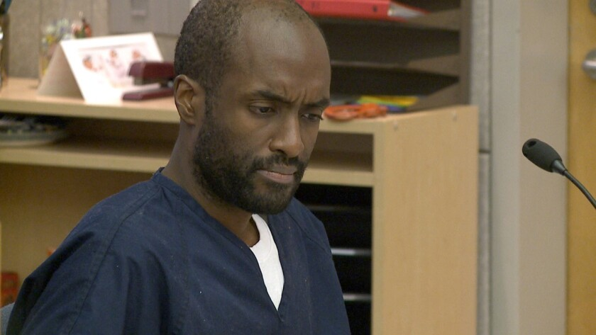 Defendant David Herbert was sentenced Friday to nine years, eight months by Superior Court Judge Car