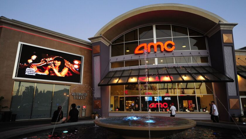 AMC Theatres' feud with subscription ticket upstart MoviePass flared up when MoviePass pulled its service from 10 theaters, angering customers.