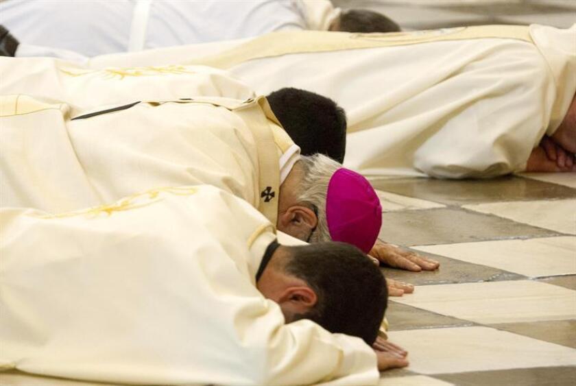 Iglesia católica de N.York dispuesta a hallar solución para víctimas de abuso