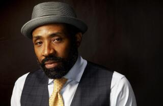 As 'Black Lightning,' Cress Williams balances having powers and being a parent