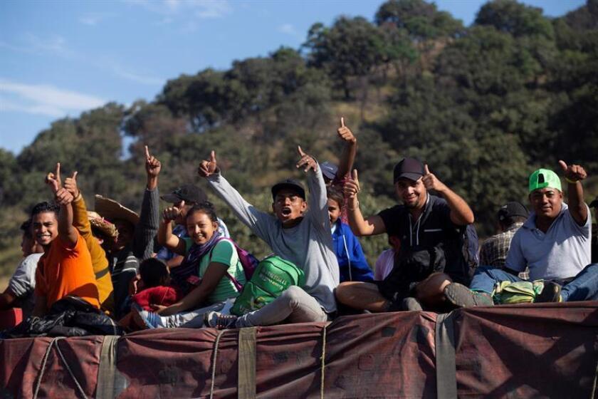Los peticionarios de Honduras, Guatemala y El Salvador están entre los extranjeros que mayor éxito tienen con sus solicitudes de asilo en Estados Unidos pero también presentan la mayor cantidad de rechazos, dijo hoy un especialista. EFE/ARCHIVO