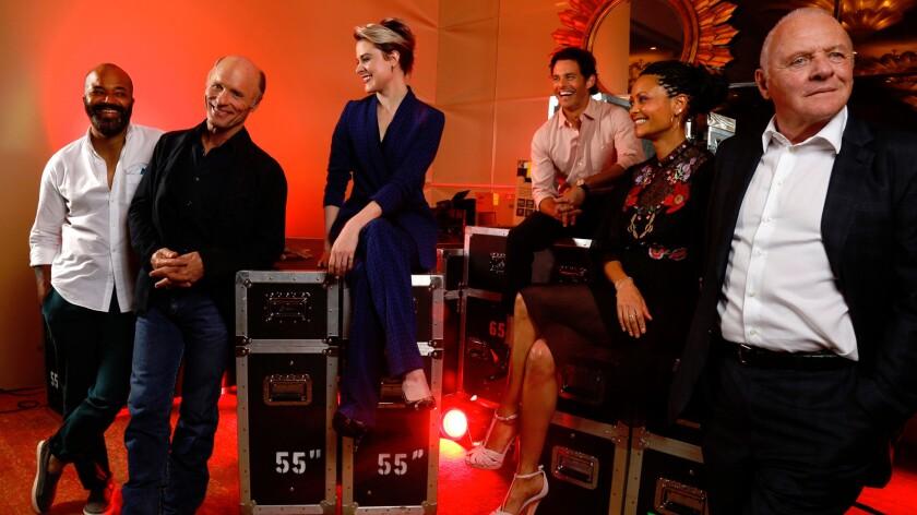 'Westworld' cast