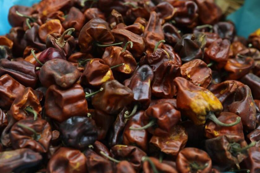 El 60 % de los chiles verdes consumidos en México vienen de China, señala WWF
