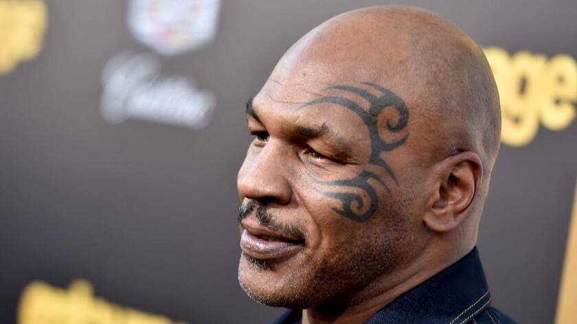 """Mike Tyson will attend Comic-Con as part of his new show, """"Mike Tyson Mysteries."""" (Kevin Winter/Getty Images)"""