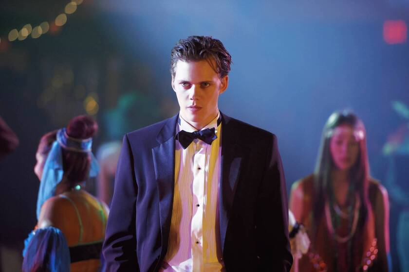 TV review: 'Hemlock Grove' wallows in its own fake guts