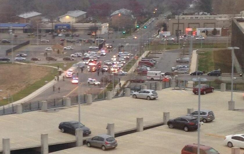A shooting Thursday at the U.S. Census Bureau in Maryland killed one guard. Washington police have identified the suspected gunman.