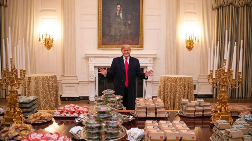 Must Reads: Why you can't look away from that Trump fast food photo