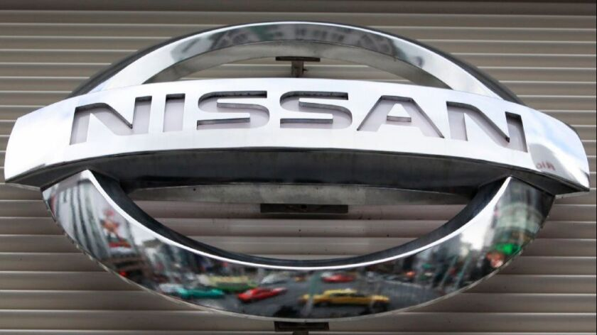 Nissan Dealership Los Angeles >> He Accused Nissan Of Killing His Car Dealerships A Jury