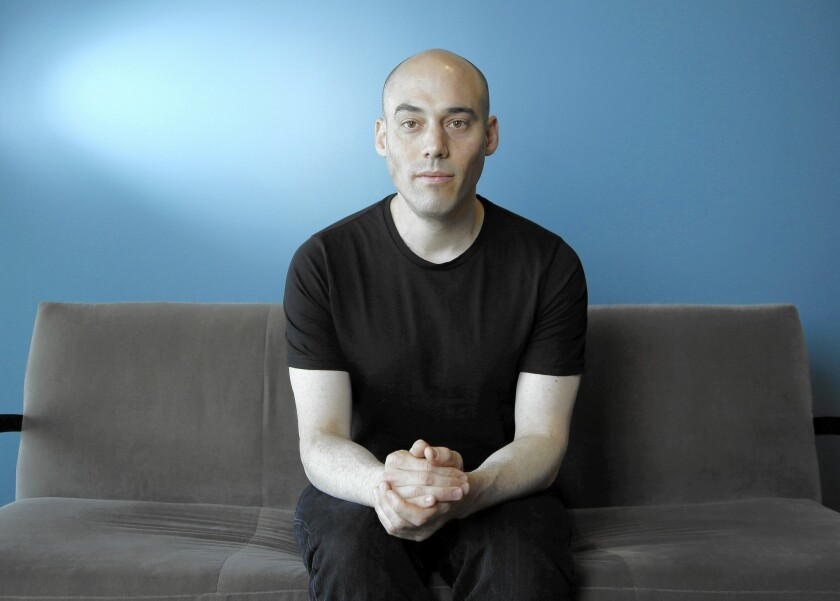 Producer-director Joshua Oppenheimer at Participant Media.