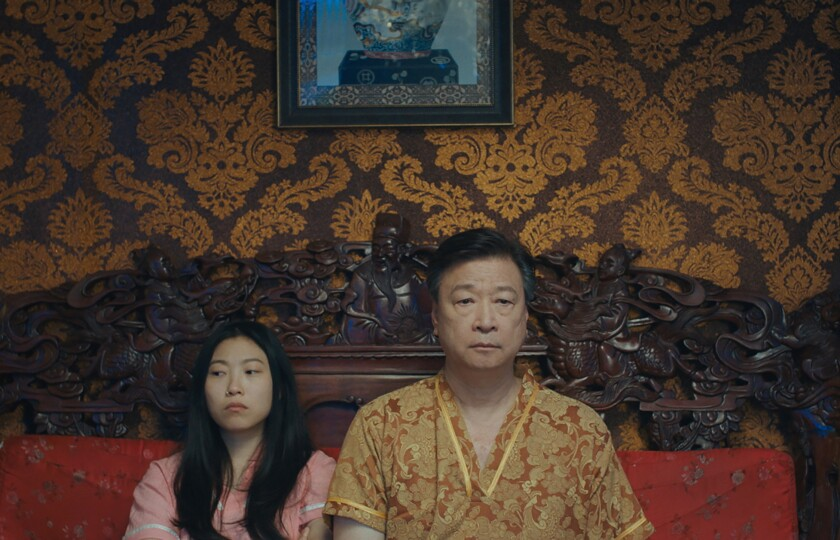 """The Farewell"" stars Awkwafina and Tzi Ma have been invited to join the film academy's actors branch."