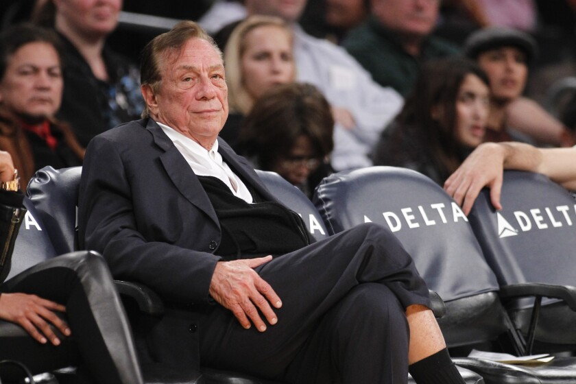 Donald Sterling,