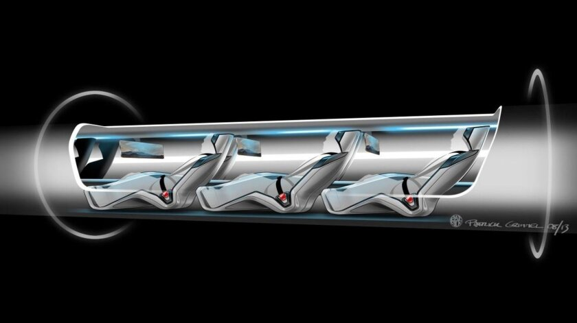SpaceX and Elon Musk released conceptual designs for hyperloop pods a couple of years ago. Students get a chance to show off their designs this weekend.